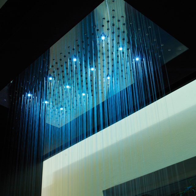 Chromatherapy Shower by Bossini