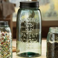 Cabela's: Large Mason Jar with Lid