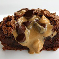 Fancy - Brownie Peanut Butter Cups