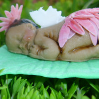 Gumpaste Baby fairy  this listing is for by confectionerygarden