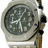 Audemars Piguet Royal Oak Offshore Jay-Z 26055ST.OO.D001IN.01 [20120714107] - $108.00 : watches replica , ,fake watches for sale