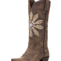 Women's Cheyenne Boot - Saddle Brown