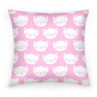 Pretty Pink Kitty Pattern