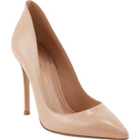 Patent Point-Toe Pumps