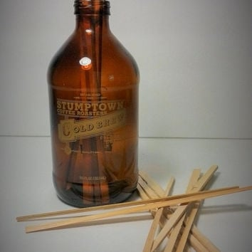 Upcycled Stumptown Coffee Aromatherapy Diffuser, Upcycled, Ecofriendly
