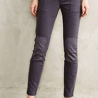 Pilcro Patched Moto Leggings