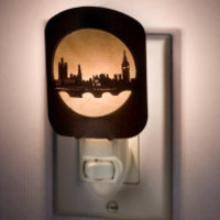 BBC America Shop - London Skyline Nightlight