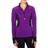 Lucy I Run This Active Half Zip - Women's