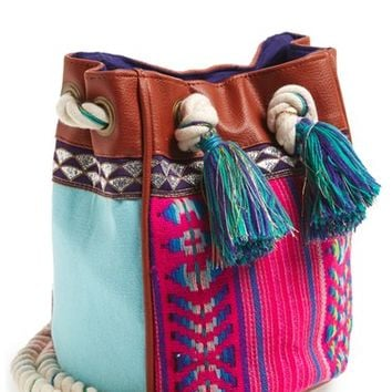 HIPANEMA Crossbody Bucket Bag