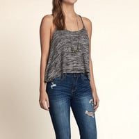 Point Vicente Drapey Knit Cami