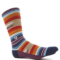 Stance Juarez Crew Socks - Mens Socks - Brown - One