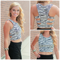 Weekend Warrior Crop Top