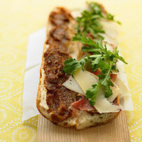 Prosciutto and Fig Spread Sandwich - Martha Stewart Recipes