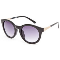 Sunglasses Black One Size For