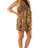 Against The Wild Dress: Cheetah