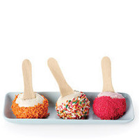 Ice Cream Scoop on a Stick -- Martha Stewart Food