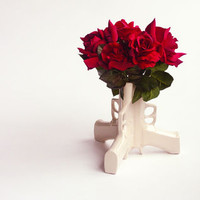 Gun Table Vase