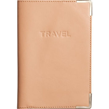 H&M Leather Passport Holder $17.95