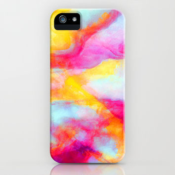 Drift 1 iPhone & iPod Case by Jacqueline Maldonado