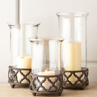 GG Collection Ogee-G Grande Cylinder Candleholder