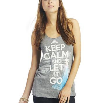 Frozen's Let it Go™ Tank | Wet Seal