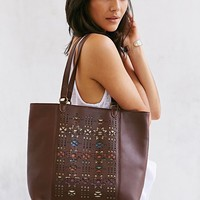 Pendleton Thomas Key Lasercut Tote Bag - Urban Outfitters