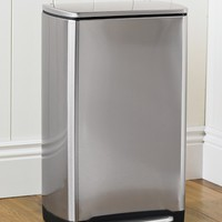 simplehuman™ Rectangular Step Trash Cans