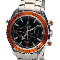 Omega Seamaster Planet Ocean Chronograph Watch 2218.50 [1209218250] - $170.00 : Watches replicas, Free shipping all over the world