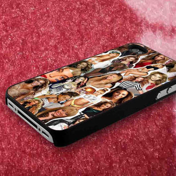 Beyonce Collage Case for iPhone 4/4s, iPhone 5/5S/5C, Samsung S3 i9300, Samsung S4 i9500, Samsung S5 Case