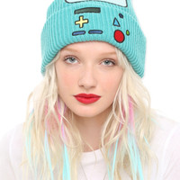 Adventure Time BMO Watchman Beanie