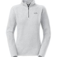 The North Face Women's Best Sellers WOMEN'S GLACIER 1/4 ZIP