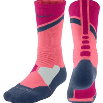 Nike Hyper Elite World Tour Crew Basketball Sock
