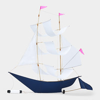 Sailing Ship Kite | MoMA