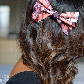 Cameron Dallas Hair Bow - Dimeycakes - Hair Bows, Cases, & Apparel