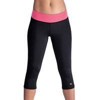 Champion Double Dry Absolute Workout Capri Leggings - Women's