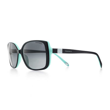 Tiffany & Co. - Tiffany Metro:Rectangular Sunglasses