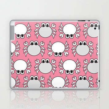 Don't Be Crabby Laptop & iPad Skin by tzaei | Society6