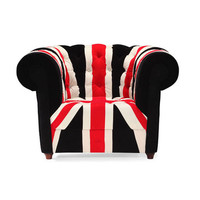 Rule Britannia Armchair