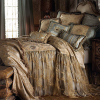 Sweet Dreams - &quot;Crystal Palace&quot; Bed Linens - Horchow