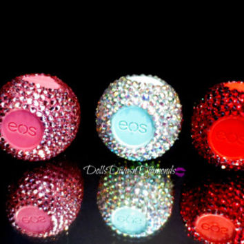 EOS Crystal Bling Lip Balm