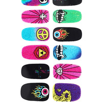 Trippy Ride Rainbow Nail Transfers (SOLD OUT)