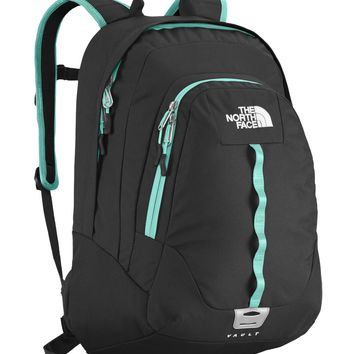 Women's The North Face Vault Backpack TNF Black/Ion Blue Size One Size