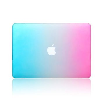 "Moon Monkey Iridescence Design Rubberized Solid Hard Case Cover for Apple Macbook Air 11.6 Inch 11"" (Macbook Air 11.6inch)"