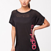 Training t-shirt by ADIDAS PERFORMANCE - RL IMAGE T Q12