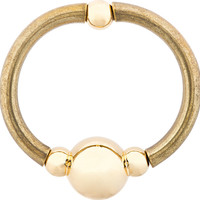 Brass Tarnished Polly Bracelet