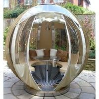 Buy Farmer&#x27;s Cottage Rotating Sphere Lounger online at JohnLewis.com
