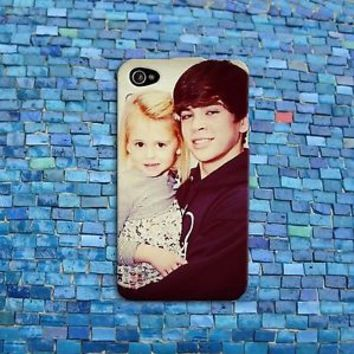 Hayes Grier and Skylynn Grier Adorable Cute Phone Case iPhone 4 4s 5 5s 5c 6