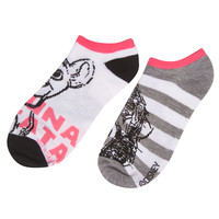 Simba™ and Scar™ Sock Pack | Wet Seal
