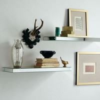 Paxton Wall Shelf - Mirror