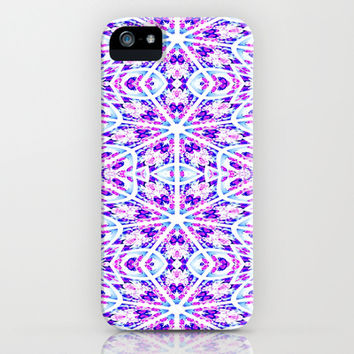 Think Happy Thoughts iPhone & iPod Case by 2sweet4words Designs